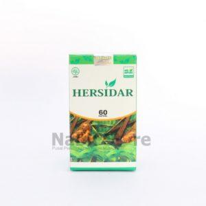 cuka apel bragg untuk jerawat, Hersidar Al Afiat 60 Kapsul