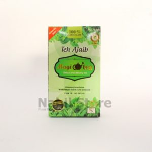 Cara Pemakaian Mix Saga, Teh Ajaib (Magic Tea) Detox and Dietary Tea