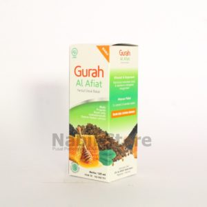 cuka apel bragg berapa ml, Gurah Al Afiat 125ml 60ml